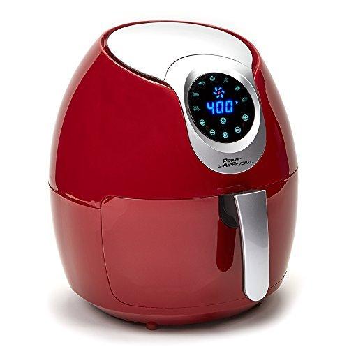 Power Air Fryer XL (5.3 QT, Red)