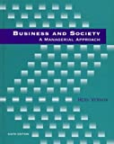 Business and Society : A Managerial Approach, Vernon, Heidi, 0256217653