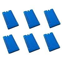 Kühlakkus Kühlelemente ( 12h Akkus ) iceblocks freeze packs für Kühltasche Kühlbox , iapyx®