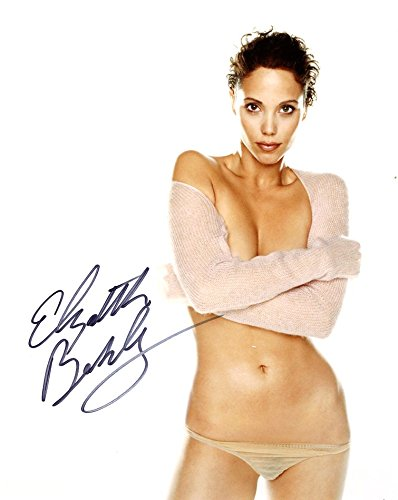Elizabeth berkley sexy in person autographed photo at amazons elizabeth berkley sexy in person autographed photo voltagebd Image collections