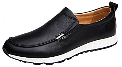 Abby 65306 Mens Slip-on Loafers Stylish Casual Adorable Moccasins Driving