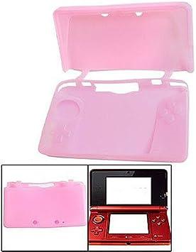 DealMux Estuche Protector de Silicona Rosa Claro para Nintendo 3DS: Amazon.es: Juguetes y juegos