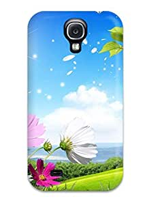 Galaxy Cover Case - PTtSSau264YZpmp (compatible With Galaxy S4)