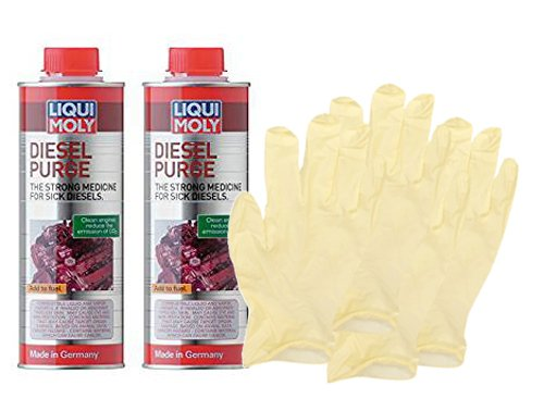 Liqui-Moly Diesel Purge Injection Cleaner (500 ml)