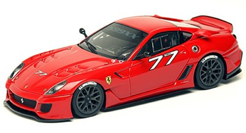 EIDOLON 1/43 Ferrari 599XX 599XX program 2010   77 (japan import)