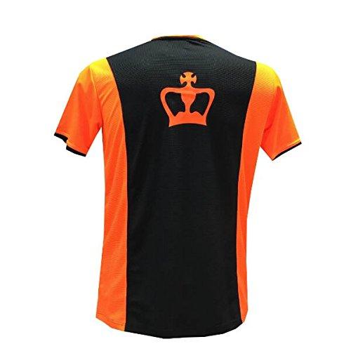 Camiseta Padel Black Crown Hombre Keep-Negro-M: Amazon.es ...