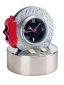 Reflects - Reloj despertador con diseño de freno de disco