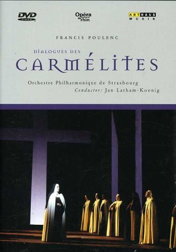 Poulenc: Dialogues Des Carmelites by Anne-Sophie Schmidt B01GUPB7KA