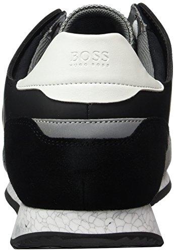Boss Orange Adrenal_runn_mx 10197240 01, Zapatillas para Hombre Gris (Open Grey)