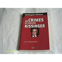 CRIMES DE MONSIEUR KISSINGER (LES)