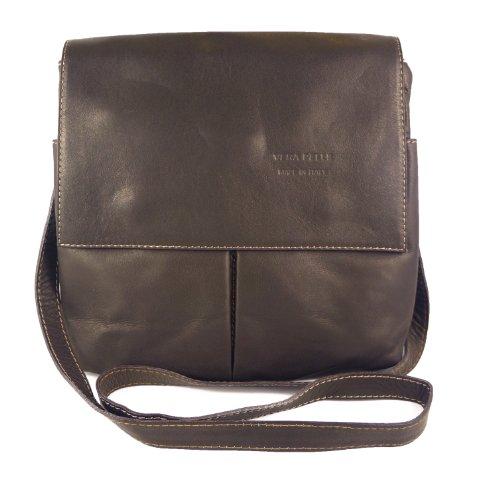 Italian Bag Company - Bolso bandolera Mujer marrón oscuro