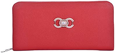 Awesome Fashions girls Wallet, clutch red