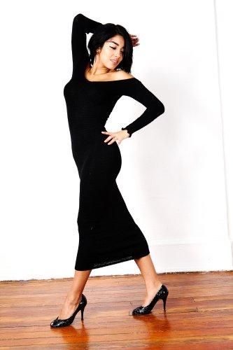 KD dance New York - Robe - Robe - Femme moyen -  bleu - Petite/XS