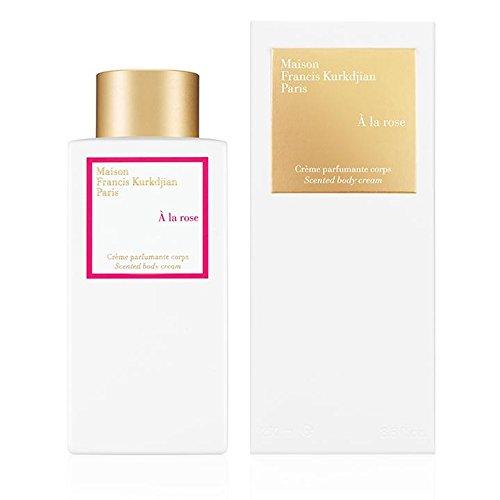 Maison Francis Kurkdjian À la rose scented body cream 8.5 OZ/250 ML