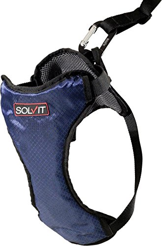 Solvit PetSafe Deluxe Car Safety Dog Harness,...