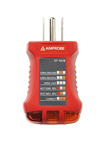Amprobe ST-101B Socket Tester