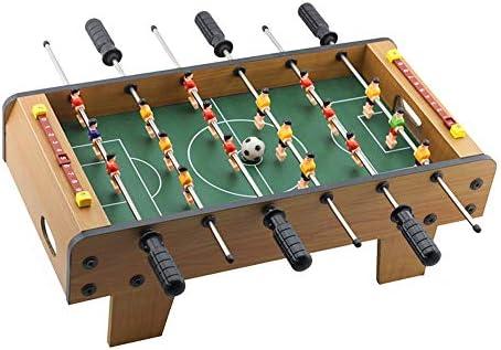 WNN-URG Mesa de futbolín Mesa- portátil Mini Futbolín Juego de fútbol Establecer mesas de Juego de combinación URG: Amazon.es: Hogar