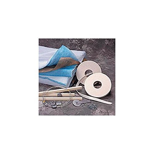 AIR FILTRATION CO INC - 4X9 BLANKET FILTER KIT 2/CS - AF5101 by AIR FILTRATION CO INC