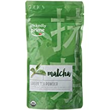 Wickedly Prime Organic Matcha Green Tea Powder, Culinary Grade, 4 Ounce
