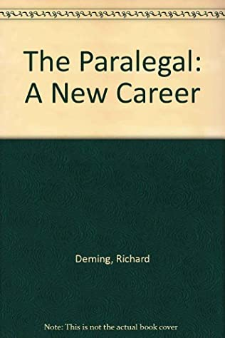 book cover of The Paralegal