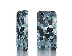Apple iPhone 5 / 5S Case - The Best 3D Full Wrap iPhone Case - Floating_Cubes
