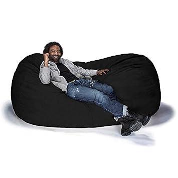 Bean Bag Sofa Color Cinnabar