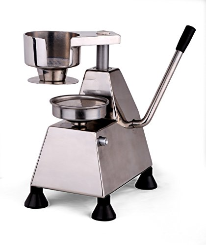 commercial burger press - 2