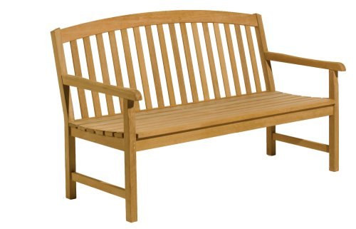 Oxford Garden Chadwick 5-Foot Shorea Bench