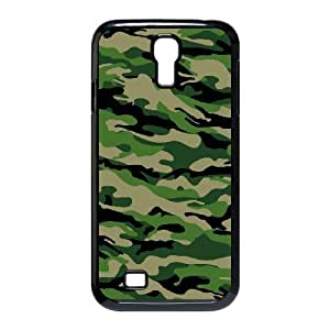 Camouflage Pattern ZLB559376 DIY Case for SamSung Galaxy S4 I9500, SamSung Galaxy S4 I9500 Case