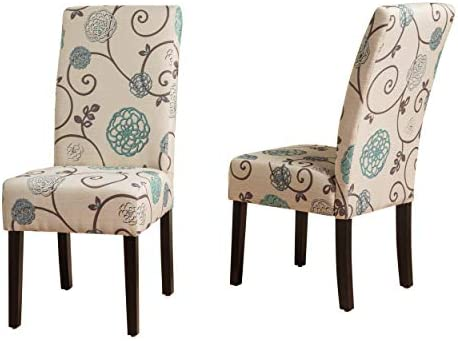 Christopher Knight Home Pertica Fabric Dining Chairs
