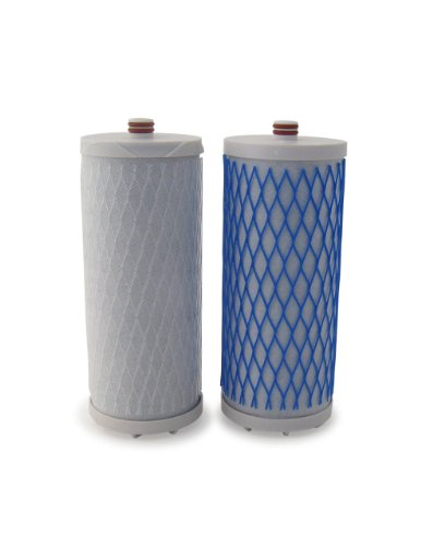 Aquasana Replacement Filter Cartridges for Aquasana Countertop Liberally Filtration System