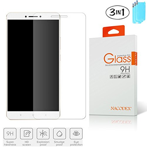 Tempered Glass Screen Protector for Xiaomi Mi Note (Clear) - 3