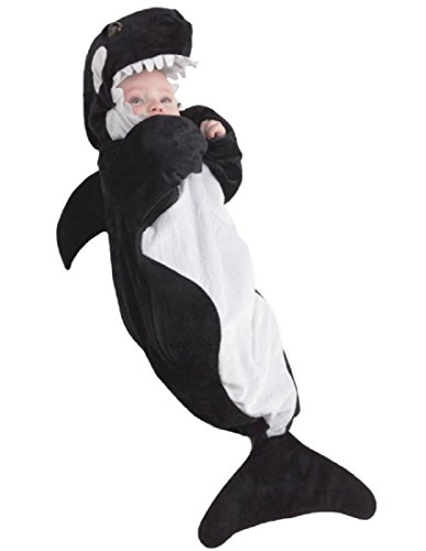 Whale Baby Bunting Costume (Baby Bunting Halloween Costume)