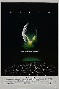 Amazon.com: Alien Movie Poster 11x17 Master Print: Posters & Prints