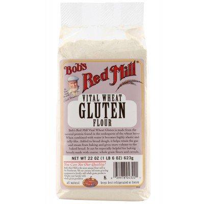(Bob's Red Mill, Vital Wheat Gluten Flour, 22 oz)