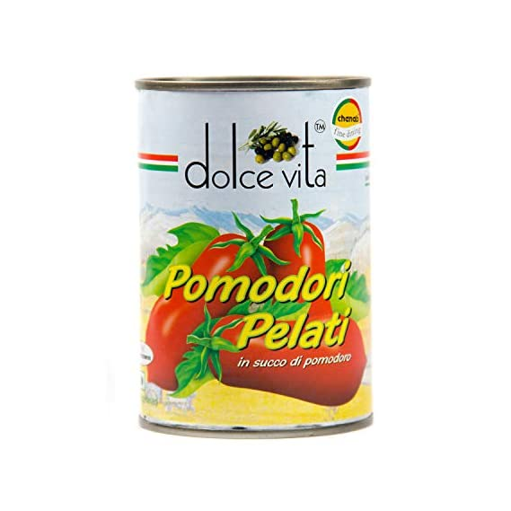 Dolce Vita Pomodori Pelati Peeled Tomatoes, 400g
