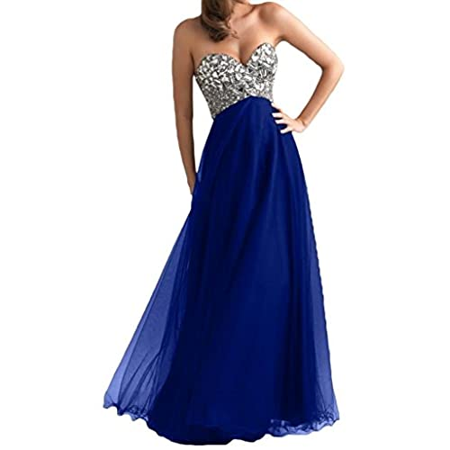 Royal Blue Prom Dresses: Amazon.com