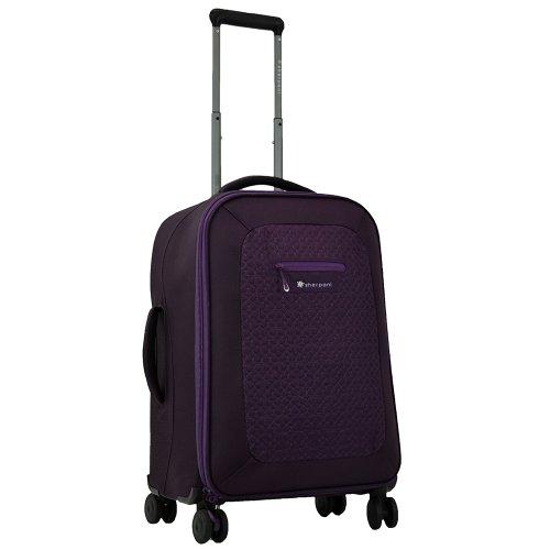 """UPC 877293027119, Sherpani Hemisphere 25"""", 4 Wheeled Suitcase, Purple, One Size"""