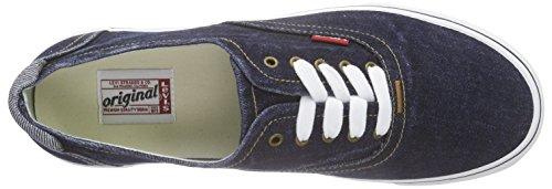 Levi's Original Red Tab - Zapatillas Hombre Azul (18)