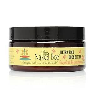 NAKED BEE Grapefruit Blossom Honey Ultra-Rich Body Butter