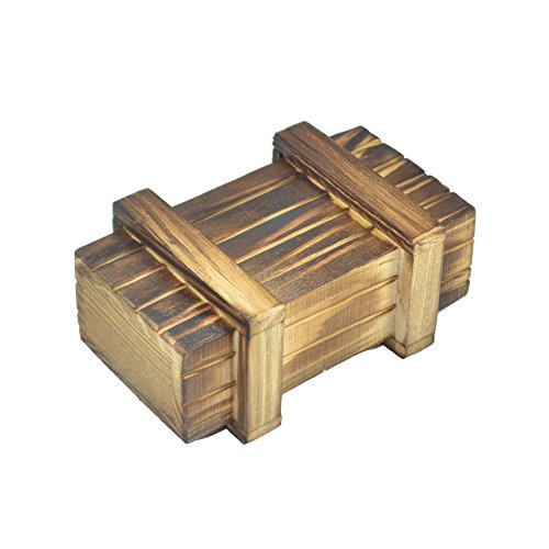 1/10 Scale Decoration Wood Box Case for All 1/10 RC Crawler Car Axial SCX10 D90 Tamiya RCAIDONG