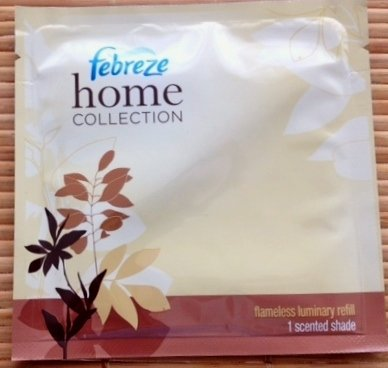 Febreze Home Collection Flameless Luminary Refill - Honeysuckle Orchid (One Shade)