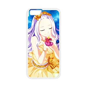 Fairy Tail iPhone 6 4.7 Inch Cell Phone Case White yyfabc-519124