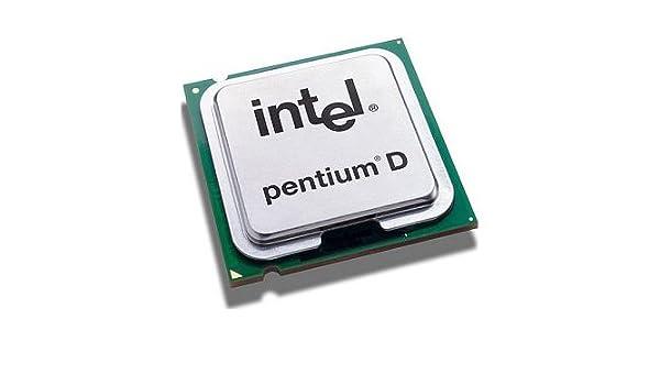 Intel Pentium 945 - Procesador (Intel® Pentium® D, 3,4 GHz, LGA 775 (Socket T), 65 NM, 64 bits, 800 MHz): Amazon.es: Electrónica
