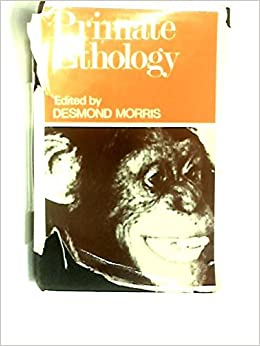 Book Primate Ethology