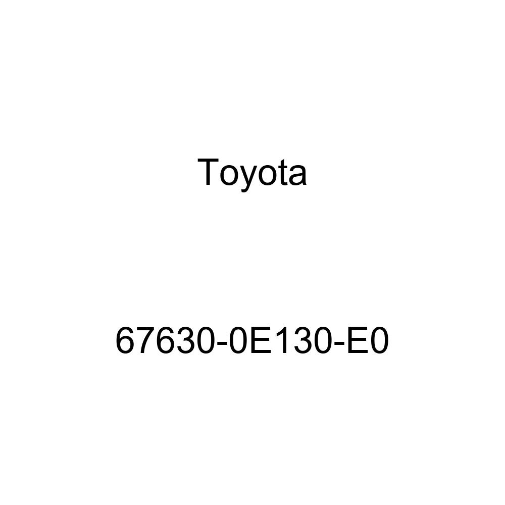 Genuine Toyota 67630-0E130-E0 Door Trim Board