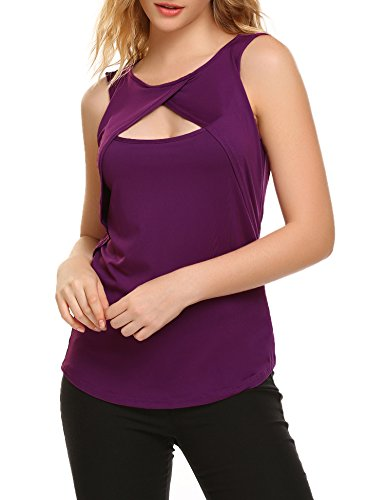 Jersey Sleeveless Pullover - 8
