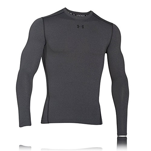 Homme Under shirt Manches Armour Carbon Heather Longues 1265650 T w1xfRqY