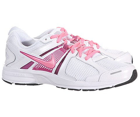 pretty nice 2a38c 64956 Nike Dart 10 Running Shoes - Women athletic sneakers white (8.5) White Fusion  Pink Silver Digital Pink - Buy Online in KSA. Shoes products in Saudi  Arabia.