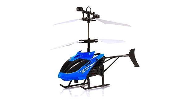 CHENWENEED Flying Mini RC Infraed helicóptero de inducción ...